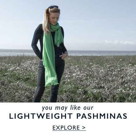 a link to lightweight pashmina