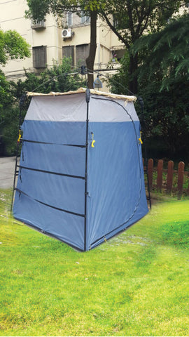 Carry on Travel Easy Assemble Sukkah With Scach