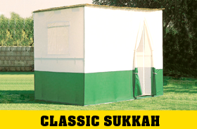 Classic Standard Easy Lock Sukkah Without Scach