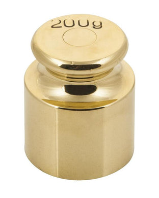 Weight/Mass - 200 g (Brass)