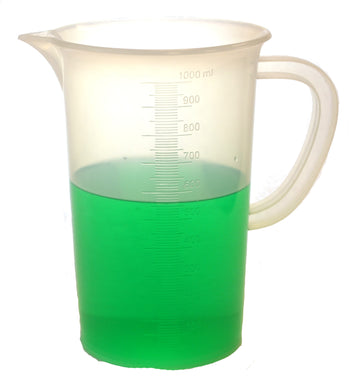 Pitcher (1 L), Plastic, Polypropylene (each)