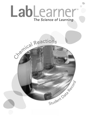 Chemical Reactions - SDR/Student Workbook
