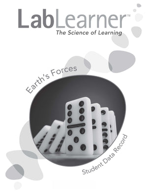 Earth's Forces - SDR/Student Workbook