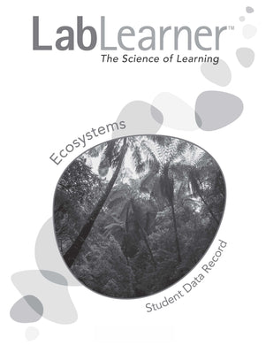 Ecosystems - SDR/Student Workbook