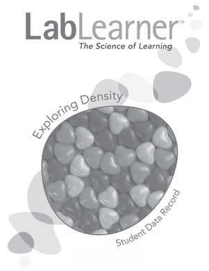 Exploring Density - SDR/Student Workbook