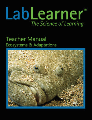 Ecosystems & Adaptation - Teacher Manual (4th grade)