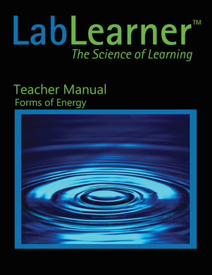 Forms of Energy - Teacher Manual