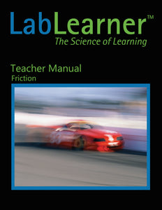 Friction - Teacher Manual