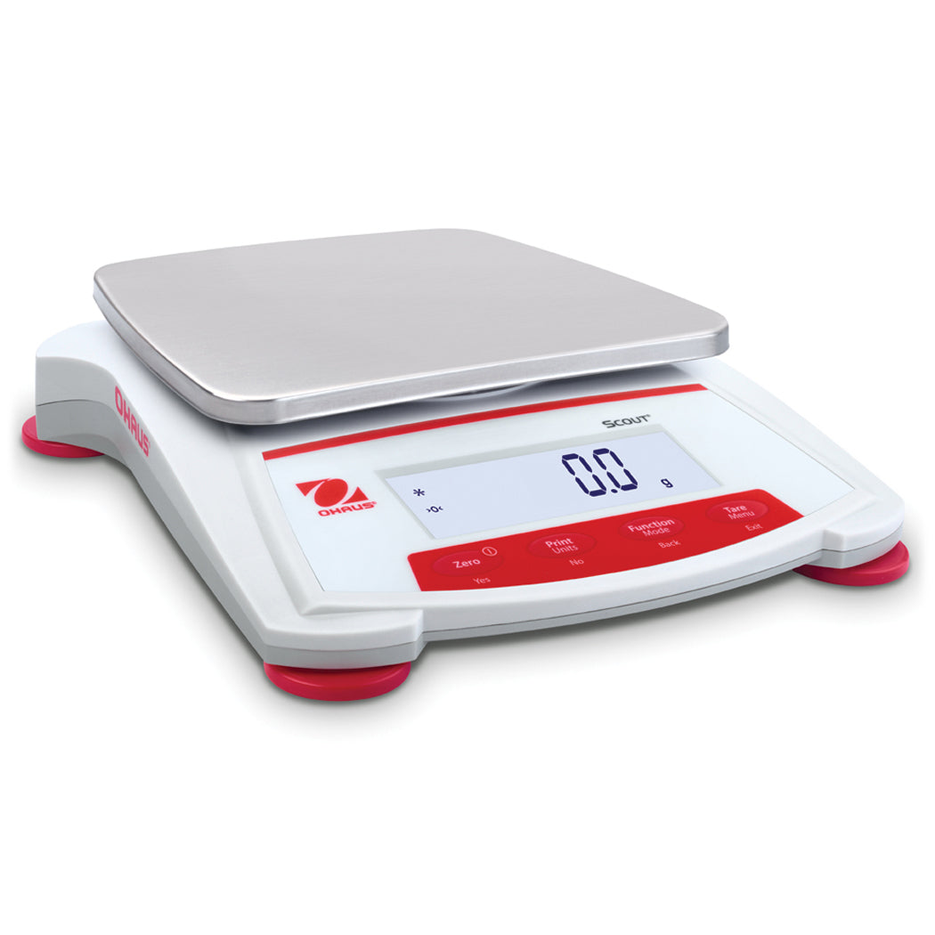 OHAUS Scout SKX (SKX2201) - Digital Scale, Best (portable)