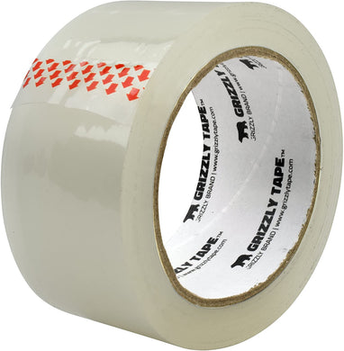 Tape, Clear Packing/Packaging (roll)