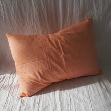 Pillow slips set ~ Salmon