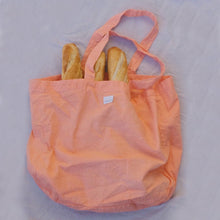 Load image into Gallery viewer, Provenzal Tote Bag in Salmon