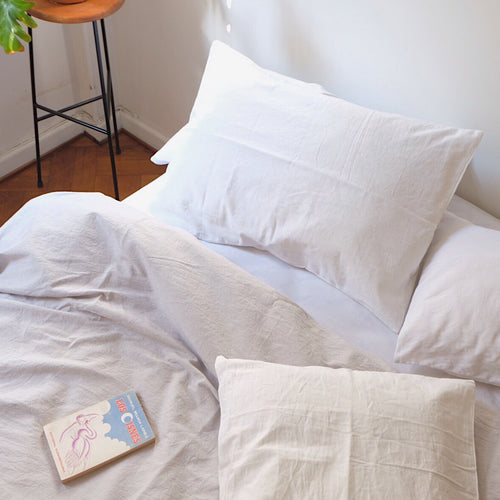 Duvet cover ~ Cloudy grey