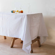 Load image into Gallery viewer, Tablecloth ~ Cloudy grey
