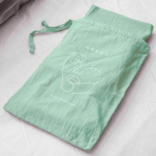 Pillow slips set in Mint