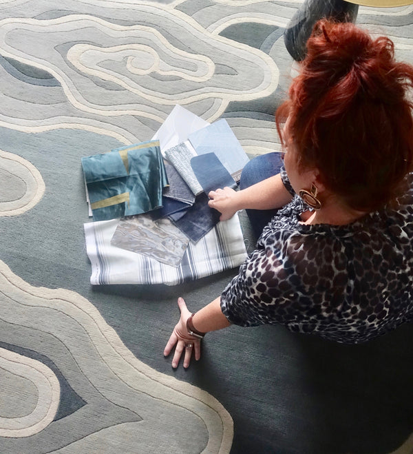 Choosing the perfect rug from the Meredith Heron Collection