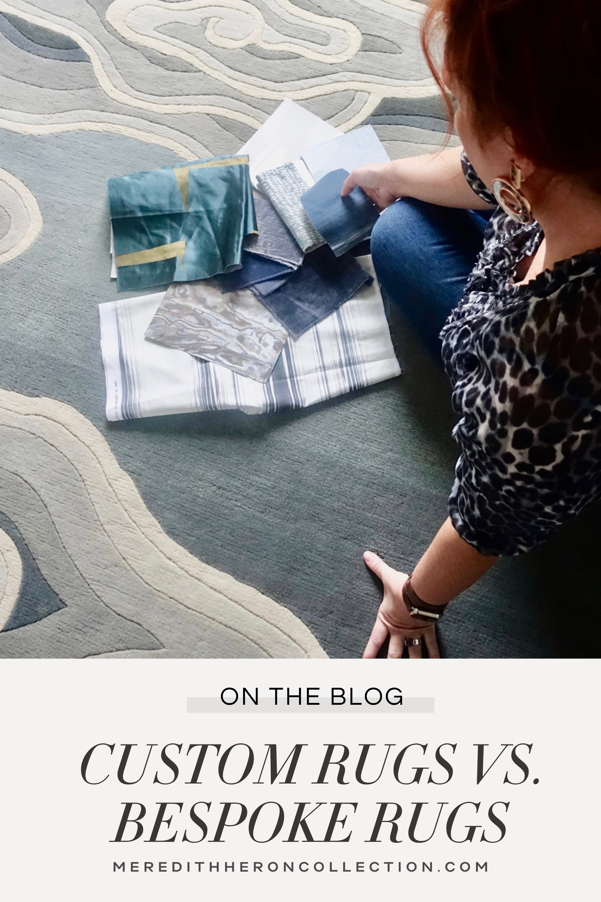 Luxury Rugs by Meredith Heron Collection