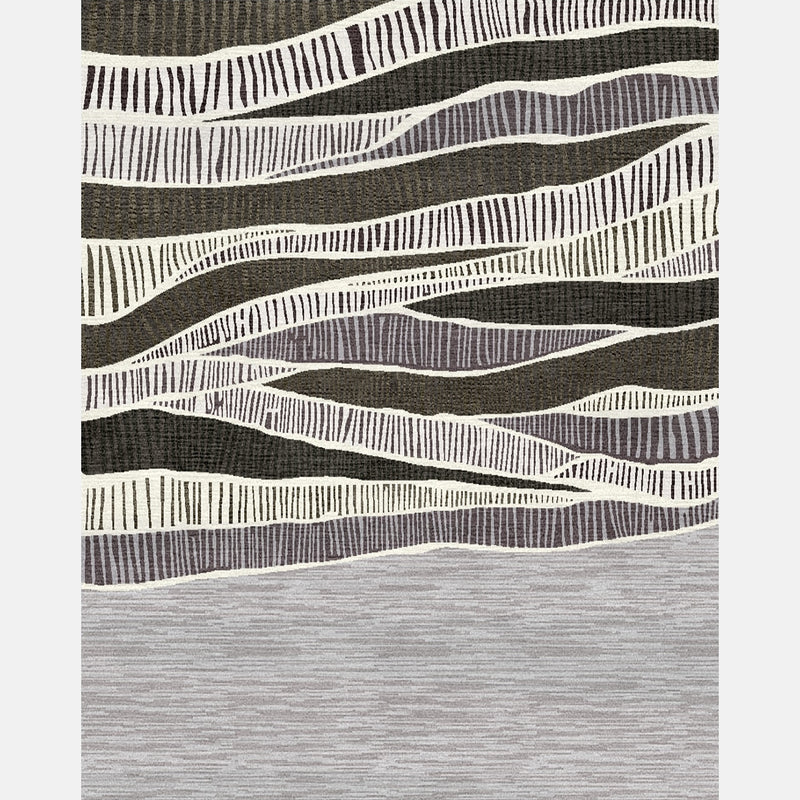 Suisai Rug - Meredith Heron Collection