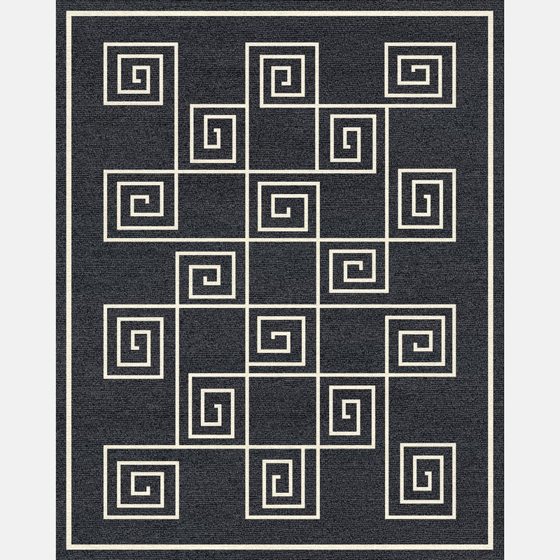 Handsart Key Kilim Rug - Meredith Heron Collection