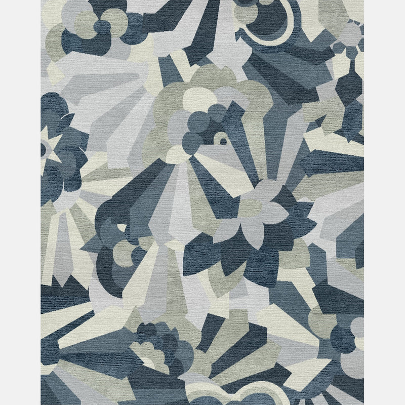 Lotus Origami Rug - Meredith Heron Collection