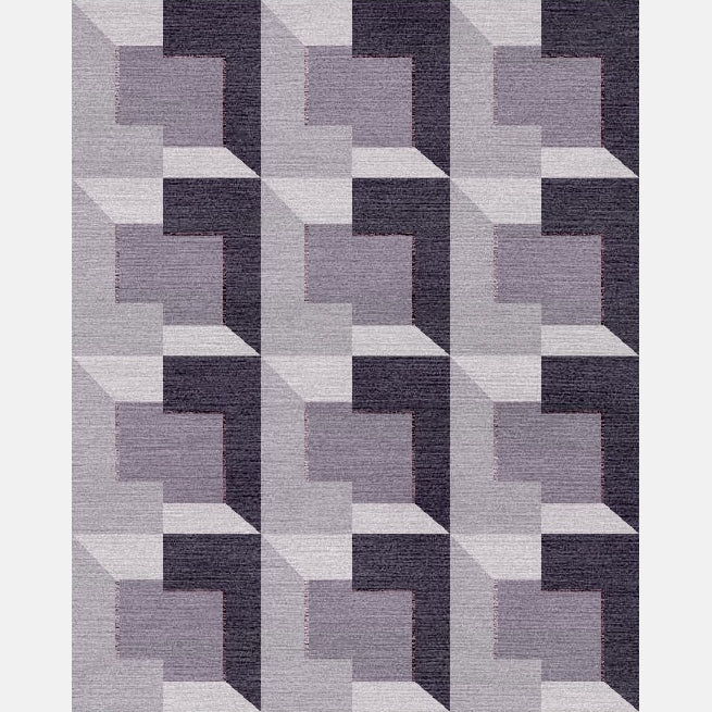 Ludo Tile Rug - Meredith Heron Collection