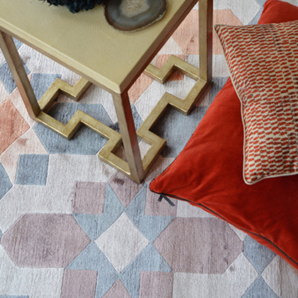 Elka Indo Rug - Meredith Heron Collection