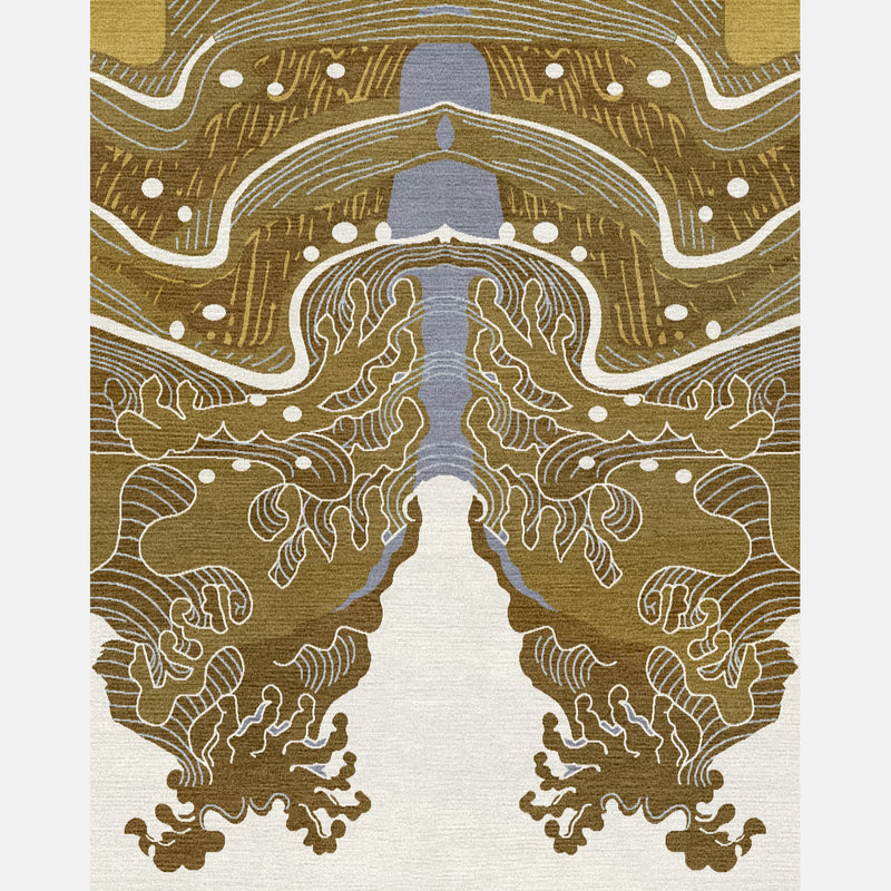 Empress Mizu Rug - Meredith Heron Collection