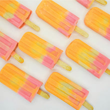 Load image into Gallery viewer, Mango Raspberry Popsicle Soap