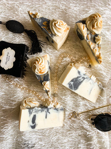 The Great Gatsby Cake Soap