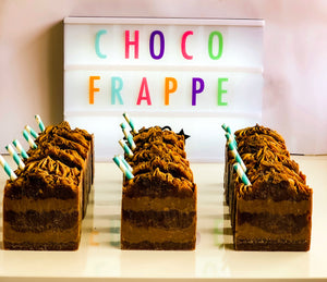 Choco Frappe Soap