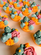 Load image into Gallery viewer, Succulent Cupcake Soap