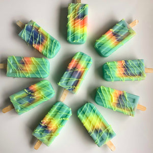Summer Dreamin' Popsicle Soap