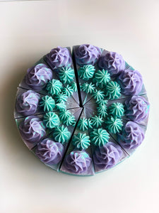Lavendar Intense Cake Slice Soap