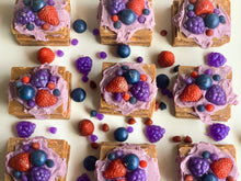 Load image into Gallery viewer, Berry Mille Feuille Soap