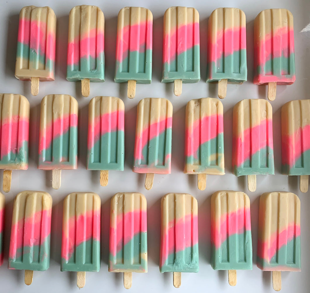 Tropical Popsicle Soap