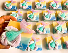 Load image into Gallery viewer, Mermaid Kisses Soap