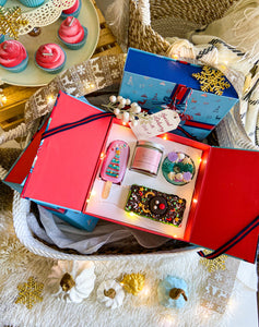 Pre-Curated Christmas Gift Box