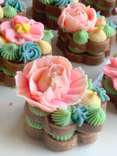 Load image into Gallery viewer, Floral Fantasy Tart Soap