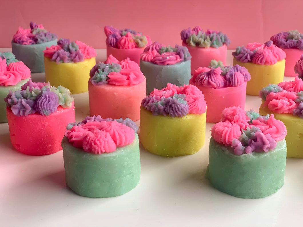 Summer Mini Cake Soap
