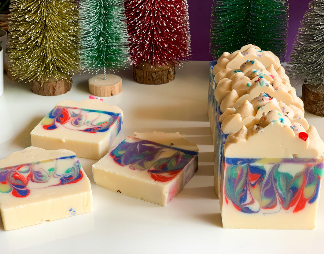 Melange Slice Soap