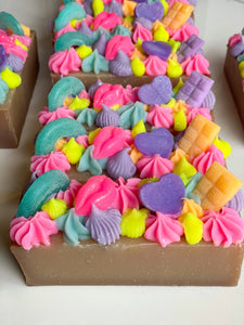 Love Bomb Eclair Soap