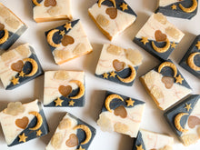 Load image into Gallery viewer, Celestial Yin Yang Loaf Slice Soap