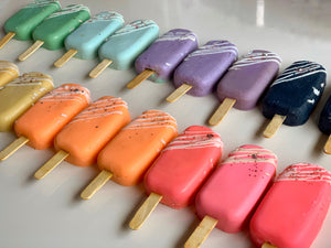 Assorted Popsicle Soap
