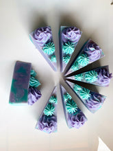 Load image into Gallery viewer, Lavendar Intense Cake Slice Soap
