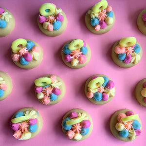 Summer Donut Soap