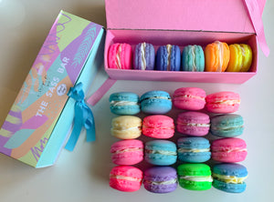 PRE-ORDER only : Macaron Soap Box (Set of 6)