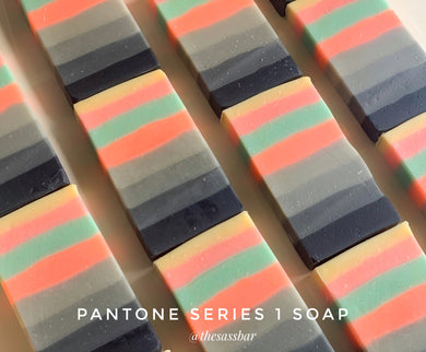 Pantone Series - I Loaf Slice Soap