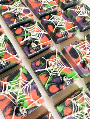 Spider Web Loaf Soap