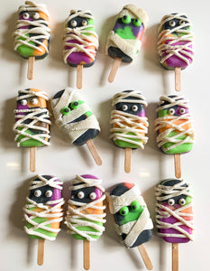 Monster Popsicle Soap