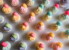 Load image into Gallery viewer, Macaron Cupcake Soap